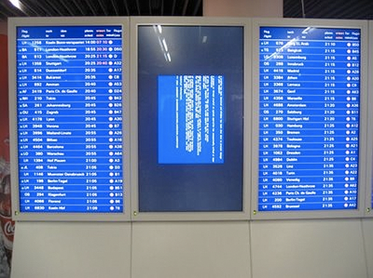 Blue Screen of Death1